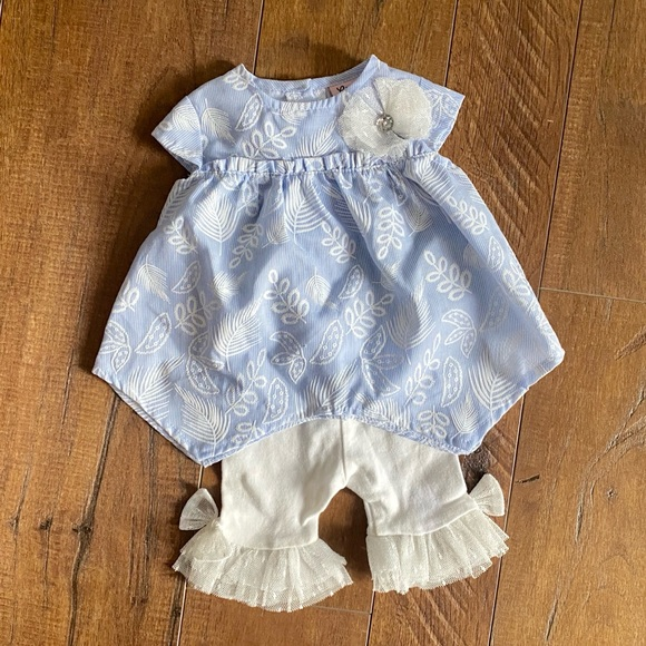 Little Lass Baby Outfit